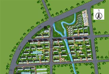 河北金卓颐高电子商务产业园项目案例