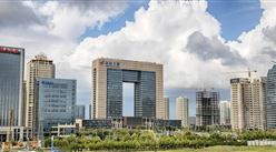 中韩(烟台)产业园核心区(东区)项目案例