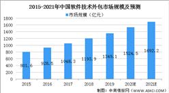 2021年中国软件技术外包行业市场现状及发展前景分析(图)