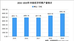 2021年中国化学纤维行业存在问题及发展前景预测分析