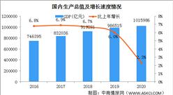 2020年中国统计公报:GDP总量1015986亿 固定资产投资增长2.7%(附图表)