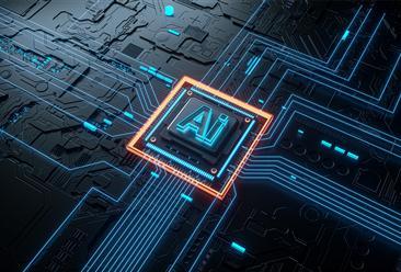 2021年中国AI芯片行业产业链上中下游市场分析(附产业链全景图)