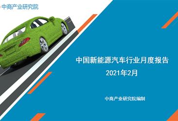 2021年1-2月中国新能源汽车行业月度报告(完整版)