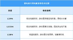 2021年中国锂电池产业链上游市场分析(附产业链全景图)