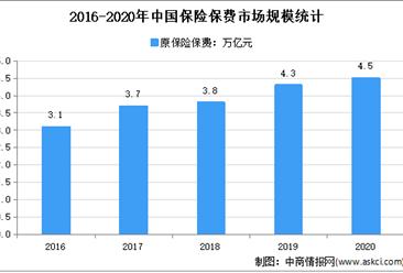 2021年中国保险行业市场现状及市场规模预测分析