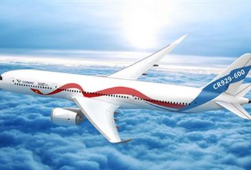 2021年中国航空装备产业链上中下游市场分析(附产业链全景图)