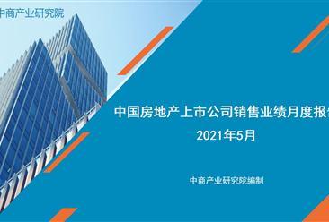 2021年5月中国房地产行业经济运行月度报告(完整版)