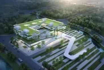 贵港生态科技产业园项目案例