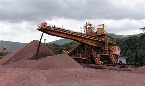 2021年5月中国铁矿石原矿产量数据统计分析
