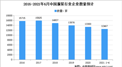 2021年1-6月中国服装行业运行情况分析:营收同比增长12.99%