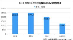 2021年上半年中国煤炭行业运行情况回顾及下半年发展前景预测(图)