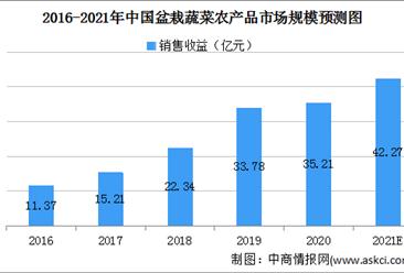 2021年中国盆栽蔬菜农产品行业市场现状及发展前景预测分析(图)