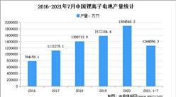 """""""雙循環""""戰略專題:2021年中國鋰電池行業市場現狀及發展前景預測分析"""