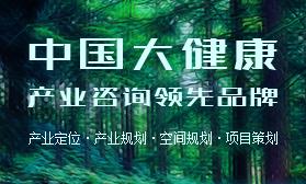 中国大健康产业咨询领先品牌