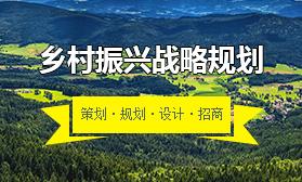 鄉村振興戰略規劃