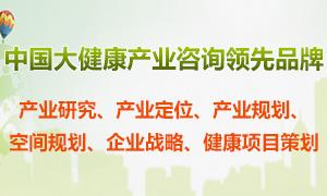 大健康产业规划